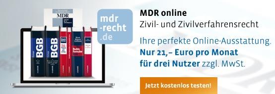 MDR online. Hier kostenlos testen!